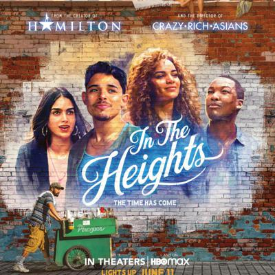 Cover art for 622 - In The Heights Review + E3 2021 Highlights: Ubisoft Forward + WitcherCon Announced (13.06.21)