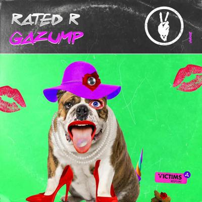 Cover art for Rated-R - 'Gazump'