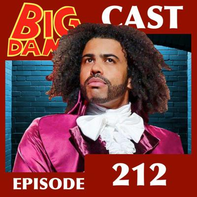Cover art for DAVEED DIGGS. That's It. That's The Title. (#BigDamnCast 212)