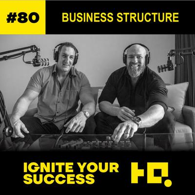 Cover art for Business Financial Structure