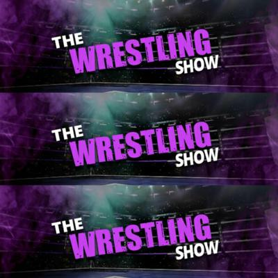 Cover art for Sunday,August 2: The Wrestling Show With Giancarlo Aulino