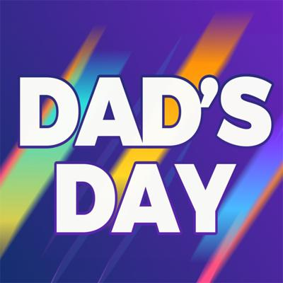 Cover art for Dad's Day