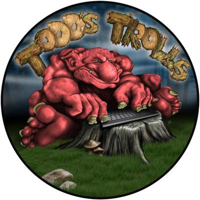Cover art for Todd's Trolls - Lana Del Rey, Guest House & Tennis US Open (09 08 '20)