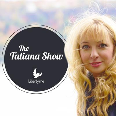 Cover art for The Tatiana Show - THE ROOTS OF THE HOLY LAND CONFLICT WITH SCOTT HORTON