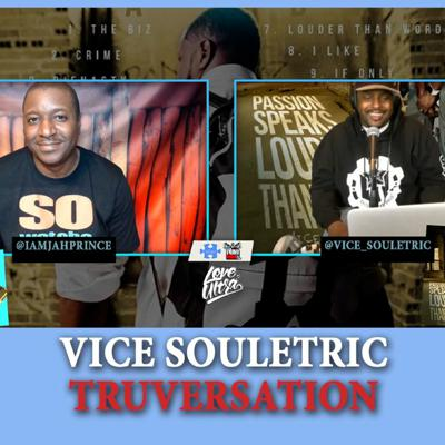 Cover art for Vice Souletric TruVersation