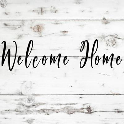 Cover art for Welcome Home