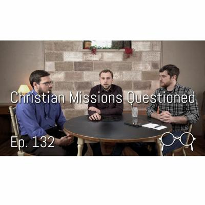Cover art for Christian Missions Questioned: A Discussion