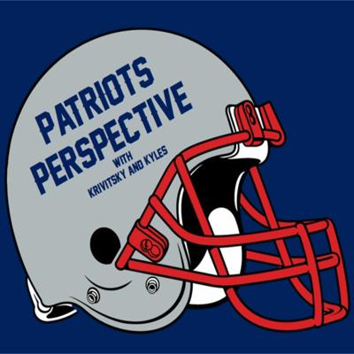 Cover art for Evaluating Patriots Roster; Concerns; Under the Radar Topics; Winning AFC East Featuring Phil Perry