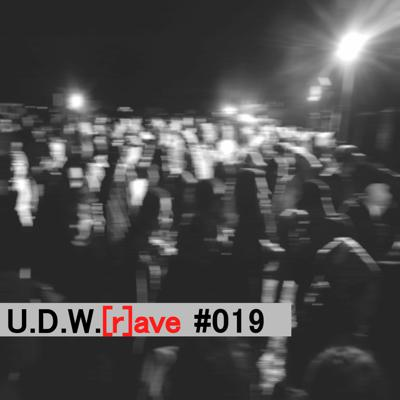 Cover art for U.D.W.[r]ave #019