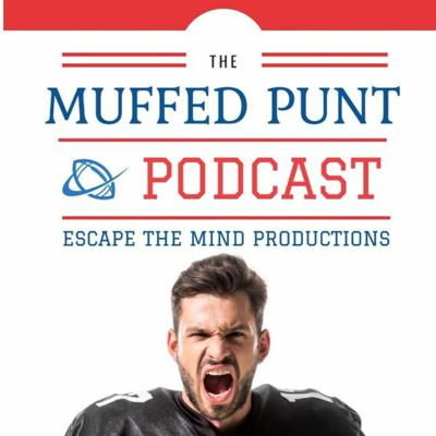 Cover art for NFC East Free Agency / Packers Fan Mourns Kevin King Signing / The Muffed Punt Podcast