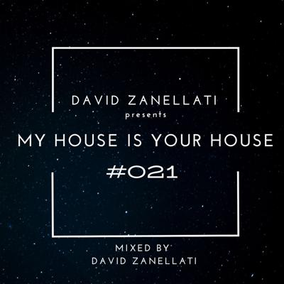 Cover art for My House Is Your House #021