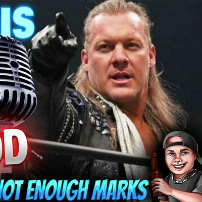 Cover art for Chris jericho is the AEW DEMO God - Not Enough Marks