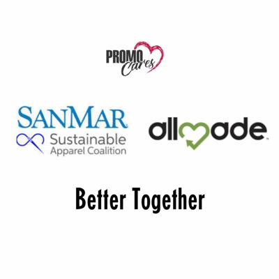 Cover art for Allmade Apparel & SanMar - Better Together