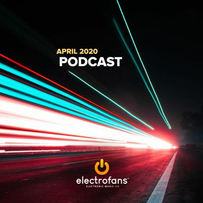 Cover art for April 2020 Podcast
