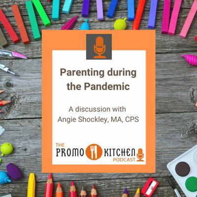 Cover art for Parenting during the Pandemic