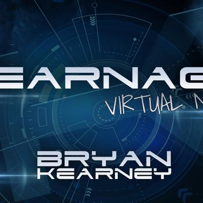 Cover art for Bryan Kearney - Kearnage Virtual Night Mix