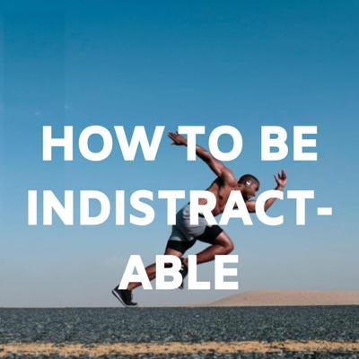 Cover art for How To Be Indistractable With Nir Eyal Part 1 and Simon Severino