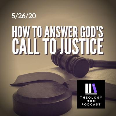 Cover art for How to Answer God's Call to Justice