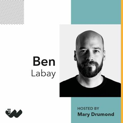 Cover art for Ben Labay - Create Malleable Teams With Data - S7E11
