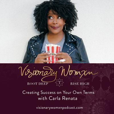 Visionary Womxn Podcast