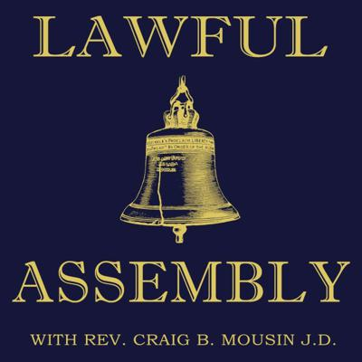 Cover art for Lawful Assembly Podcast - Episode 1: Portland - What Border are we Defending?