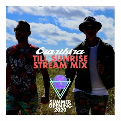Cover art for Crazibiza Summer Start (Till Sunrise) Mix 2020