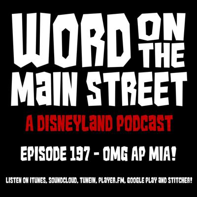 Cover art for Episode 197 - OMG AP MIA!