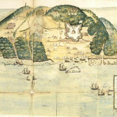 Cover art for Creating the Caribbean -- The Colonial West Indies, pt. 1, 1496-1697
