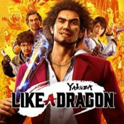 Cover art for Best of 2020 Podcast - Yakuza: Like a Dragon