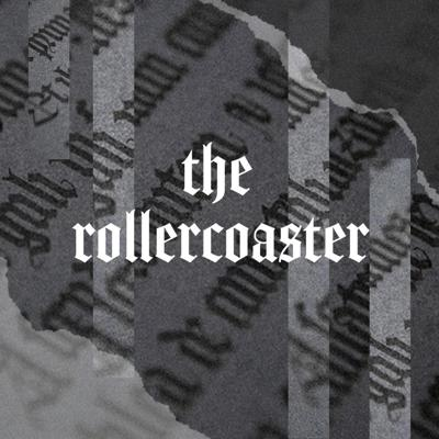 Cover art for It's A Rollercoaster - part of the 'words & works of Jesus' series