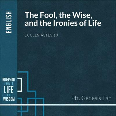 Cover art for The Fool, the Wise, and the Ironies of Life