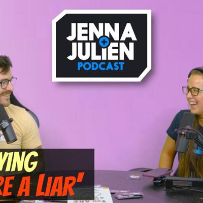 Cover art for Podcast #274 -  Playing 'You Are A Liar'