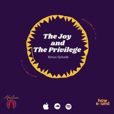 Cover art for The Joy and The Privilege