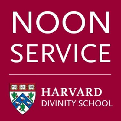 Cover art for Noon Service hosted by the HDS Episcopal/Anglican Fellowship