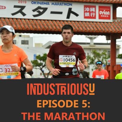 Cover art for Episode 5: The Marathon