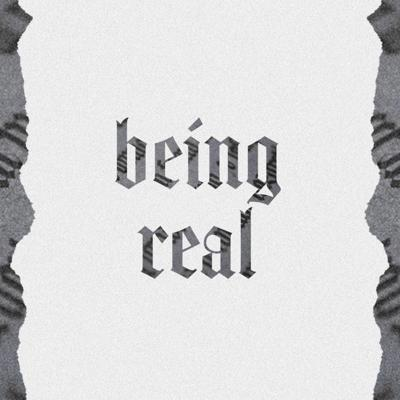 Cover art for Being Real - part of the 'words & works of Jesus' series