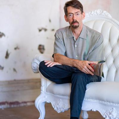 Cover art for Episode 57: Artists in Quarantine with Fred Hersch