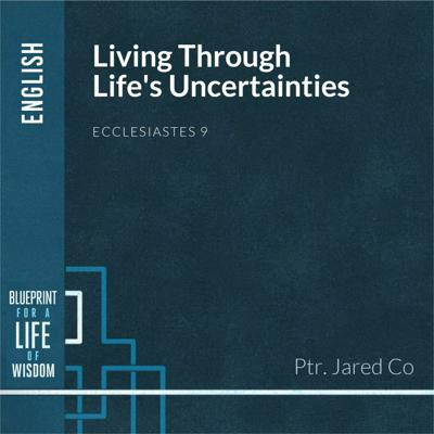 Cover art for Living through Life's Uncertainties