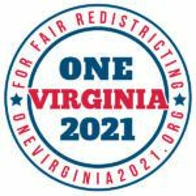 Cover art for Brian Cannon of One Virginia 2021 talks redistricting reforms.