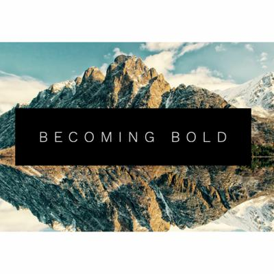 Cover art for Becoming Bold - Tom Curee