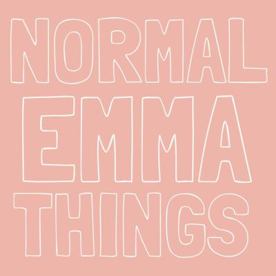 Cover art for Normal Emma Things