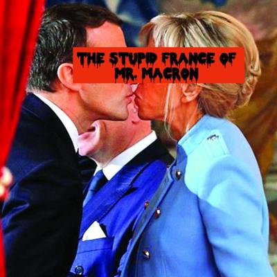 Cover art for Episode 123: The Stupid France Of Mr Macron