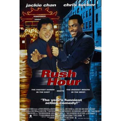 Cover art for Rush Hour