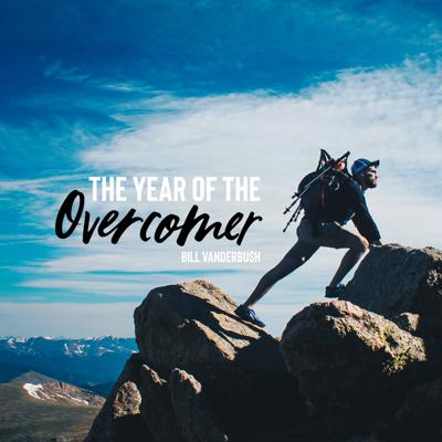 Cover art for The Year of the Overcomer