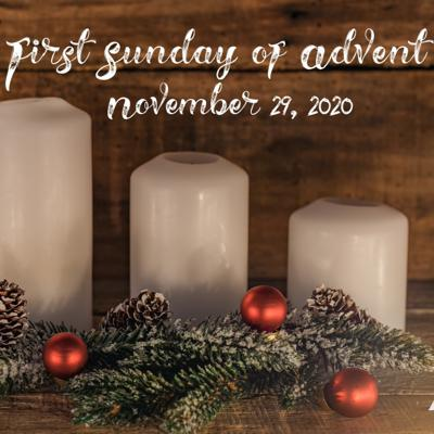 Cover art for 11-29-2020 First Sunday of Advent
