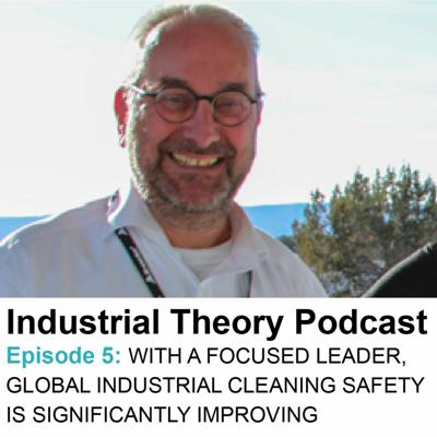 Cover art for With a focused leader, global industrial cleaning safety is significantly improving