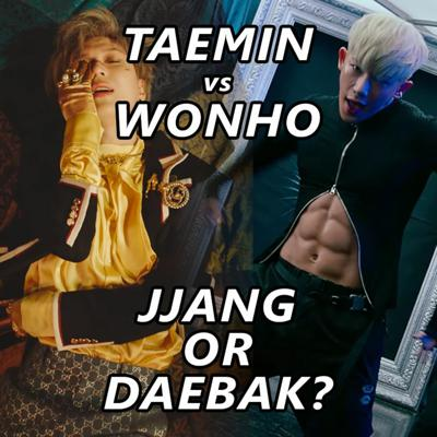 Cover art for Thirsty for Taemin & Wonho