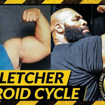 Cover art for Evolutionary.org Hardcore #142 – CT Fletcher Steroid Cycle