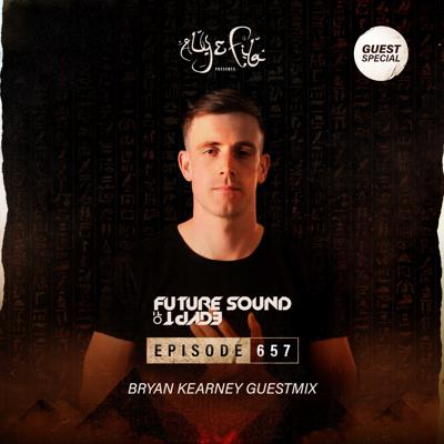 Cover art for Bryan Kearney - FSOE Takeover Guest Mix
