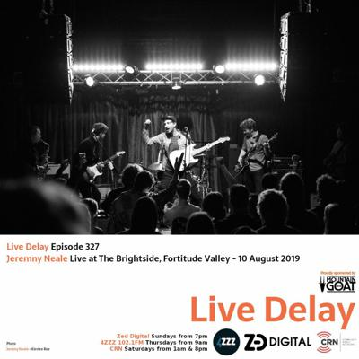 Cover art for Live Delay - Ep 327 - Jeremy Neale